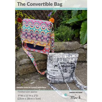 The Convertible Bag - Mrs H