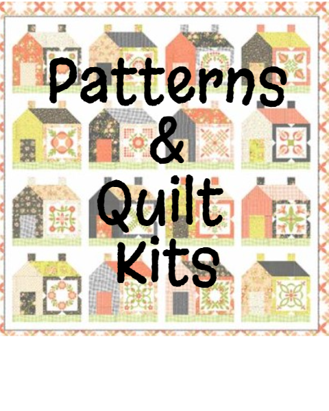 Quilting patchwork Patterns and Quilt Kits projects